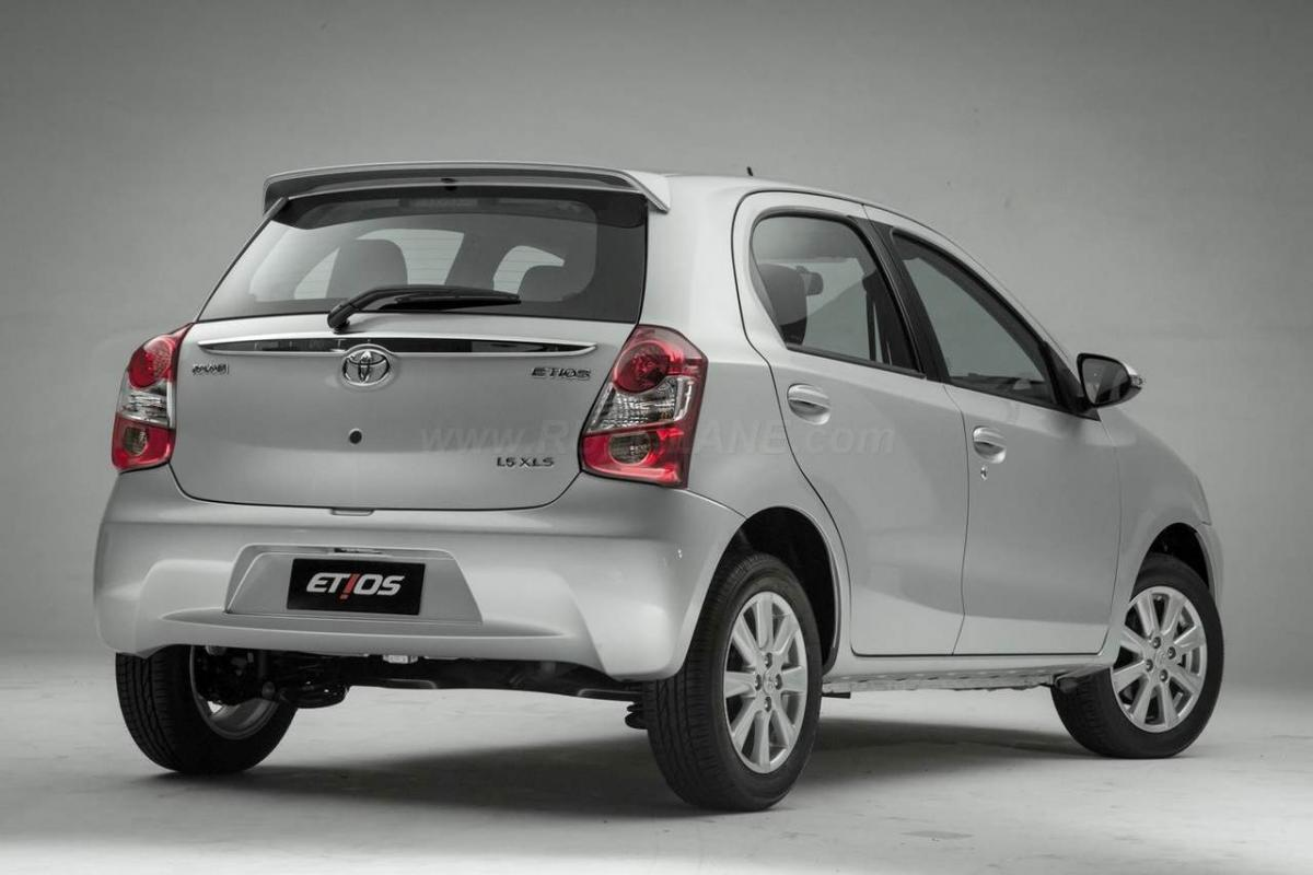 Brazil welcomes 2017 Toyota Etios and Liva Check price