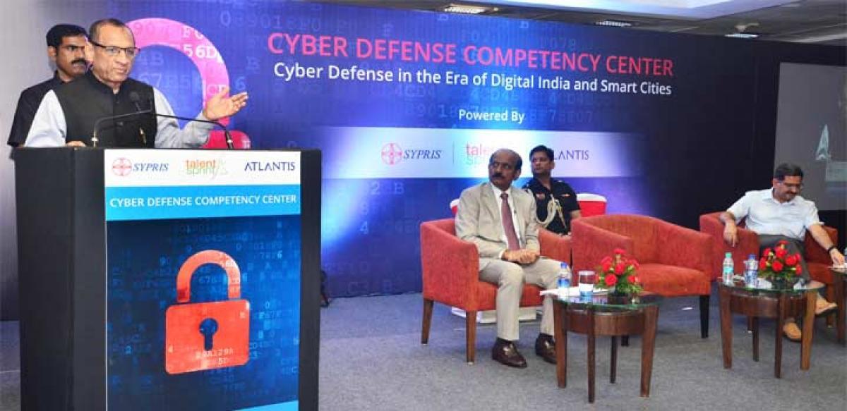 TalentSprint opens Cyber Defense Centre