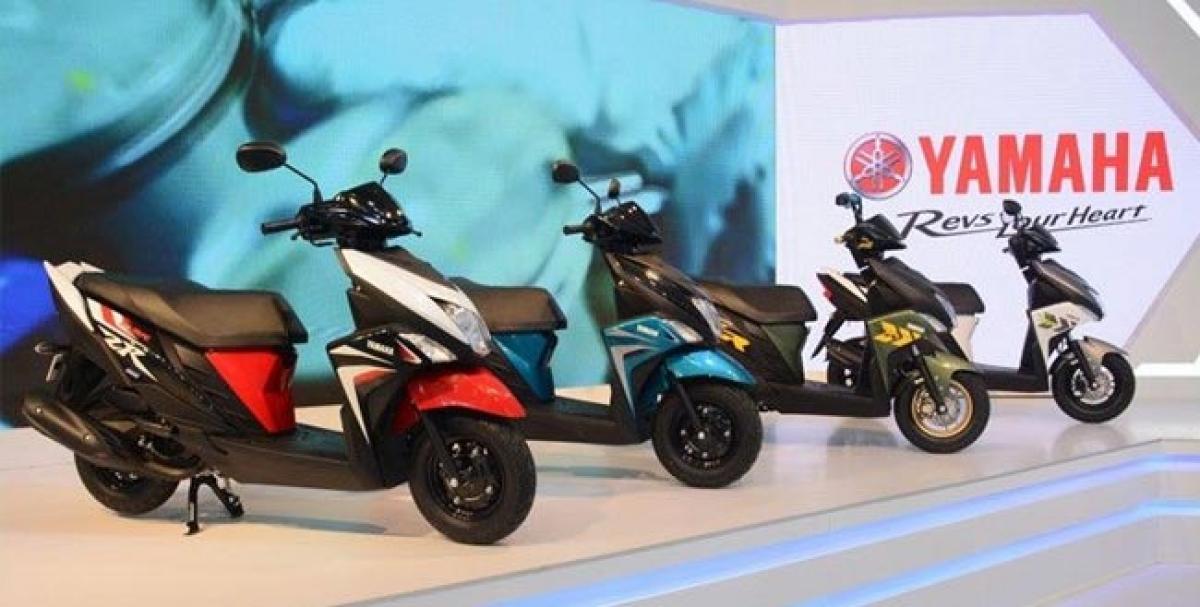 Aprilia SR150 Vs Competition In India