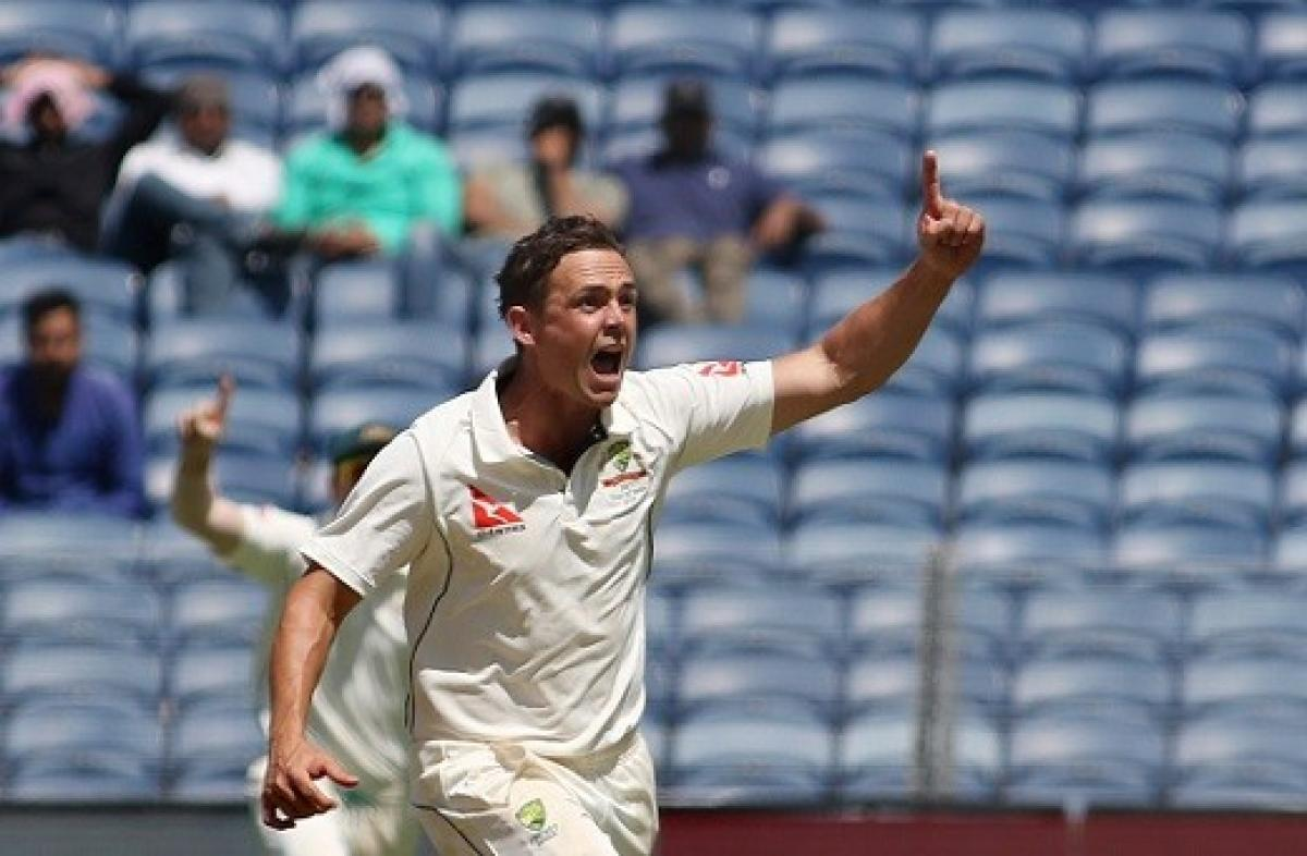 Aussies wreak havoc as India bowled out for 105 on Day 2