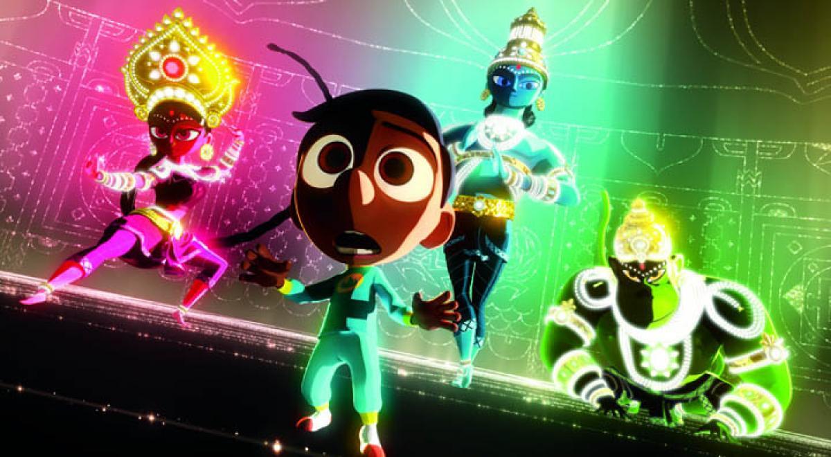 Indian American turns Hindu gods into superheroes, gets nod from US studio