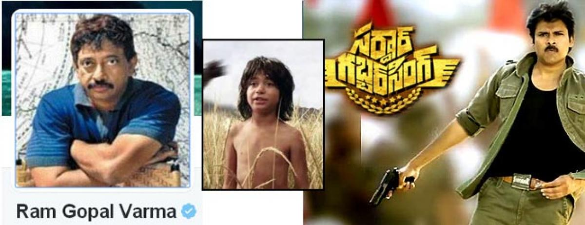 Meet the kid who killed Sardaar Gabbar Singh