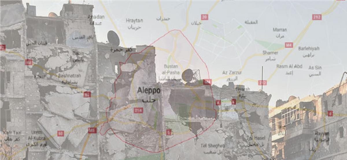 Rebel rocket fire kills 12 in Syria