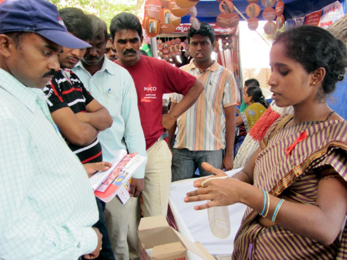 Family Planning - still a dream for Indias urban poor women