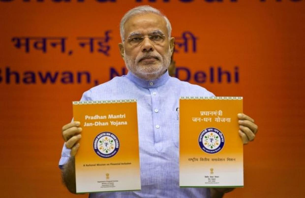 Jan Dhan Yojana: Rs 22,000 crore deposited in over 17.5 crore bank accounts