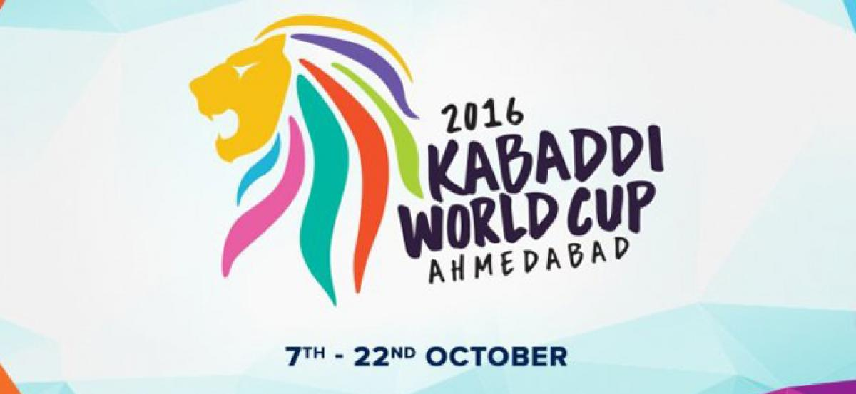 India beat England to enter Kabaddi World Cup semis