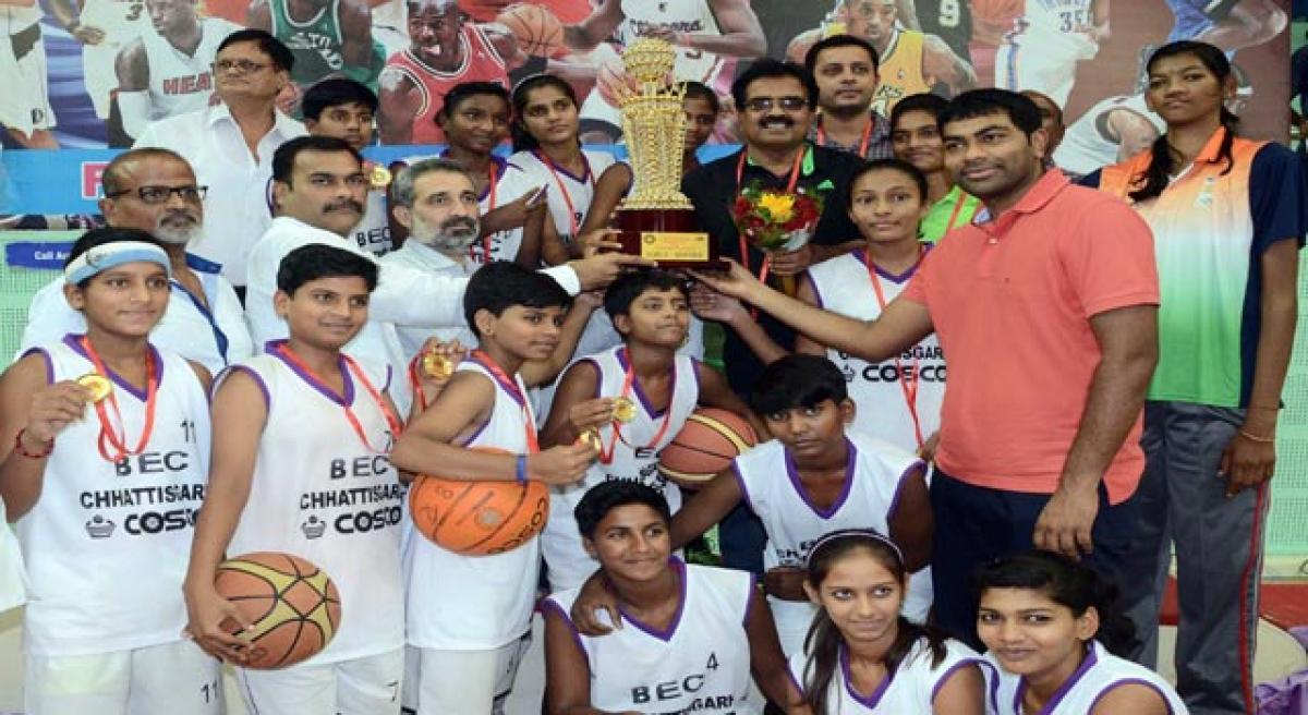 Chhattisgarh girls,MP boys reign supreme