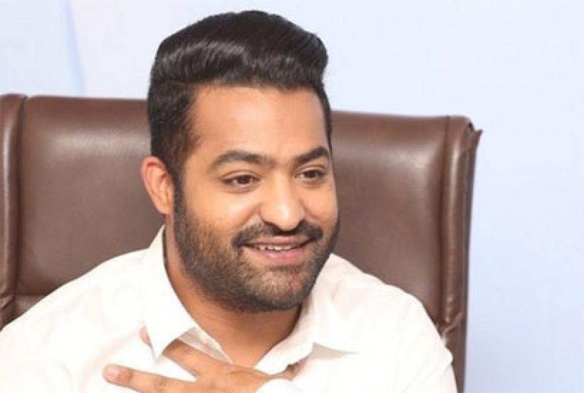 Jr NTRs father revealed in Janatha Garage