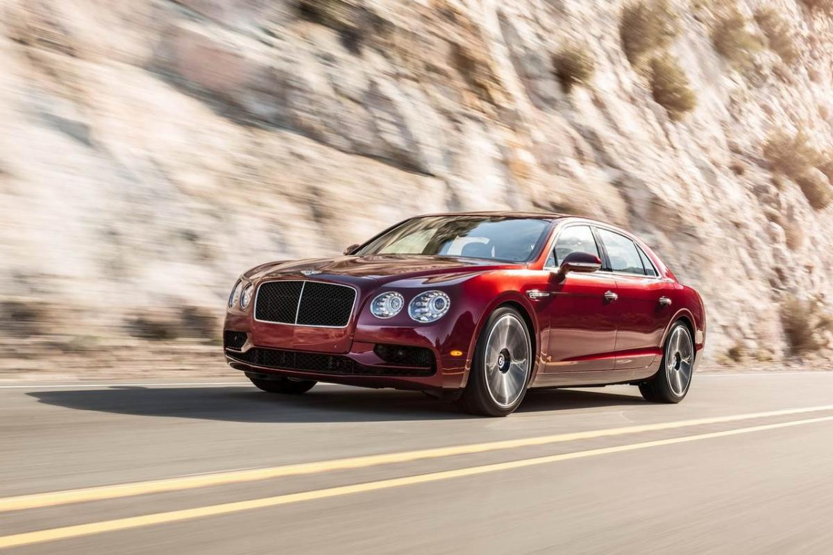 Check out: Bentley Continental Flying Spur V8 S features
