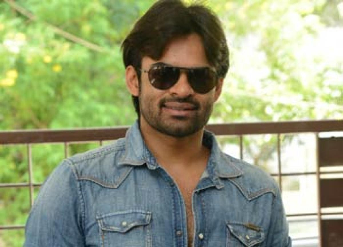 Sai Dharam-BVS Ravi's film is an action-thriller