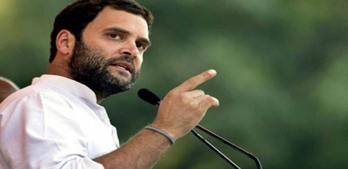 Relief to Rahul as Modi magic fades
