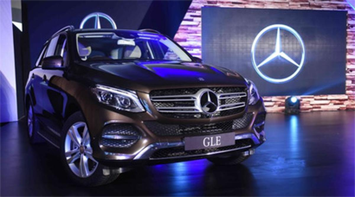 AR Rahman with Mercedes-Benz launches `ProjectX` at Auto Expo 2016