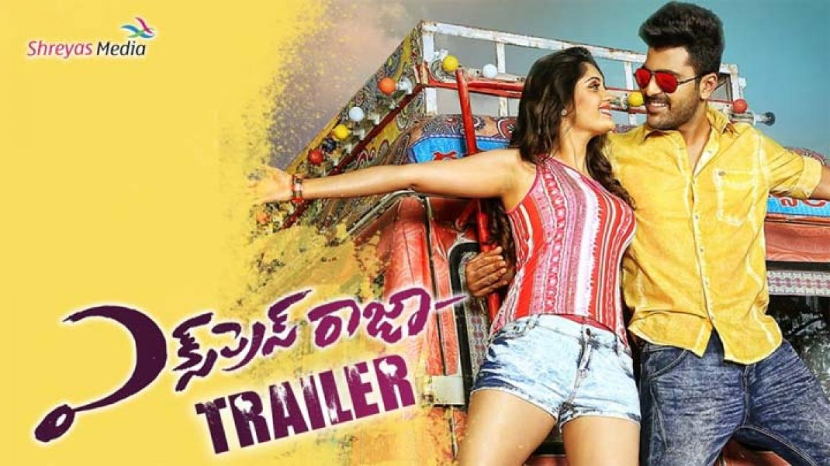 Twitter Review: Express Raja Sharwanand Surabhi