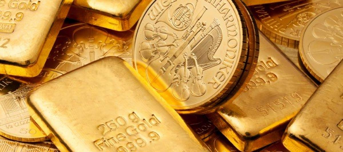 Gold futures rise on soft US data