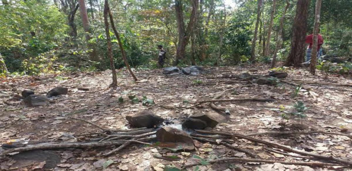 Summer, the cruelest season for Maoists