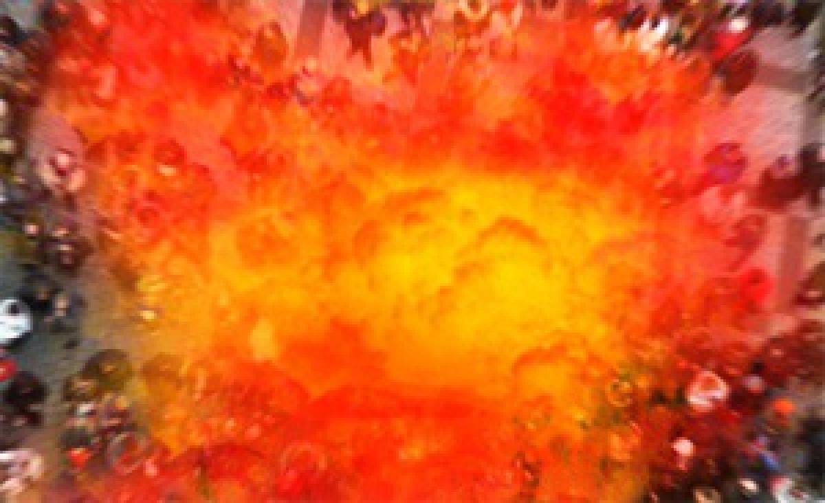 Five injured in Andhra defence laboratory blast