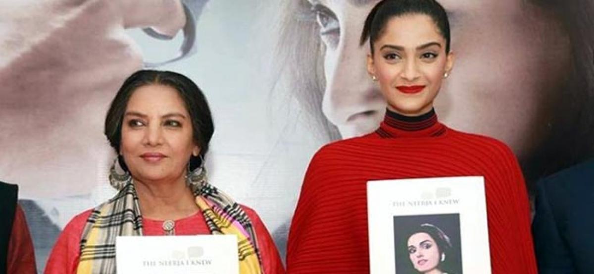 My respect for air hostesses has increased post Neerja: Sonam