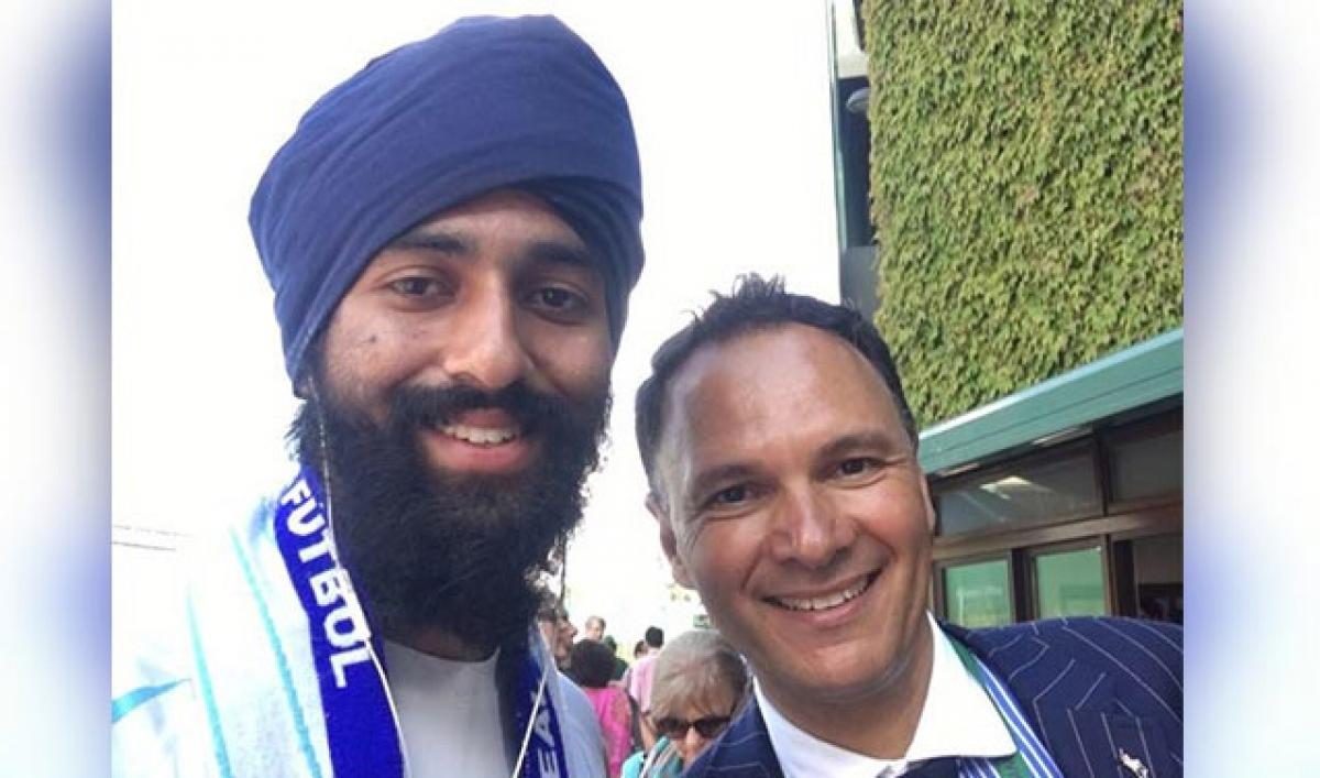 Sikh Man Kicked Out Of Wimbledon Queue For