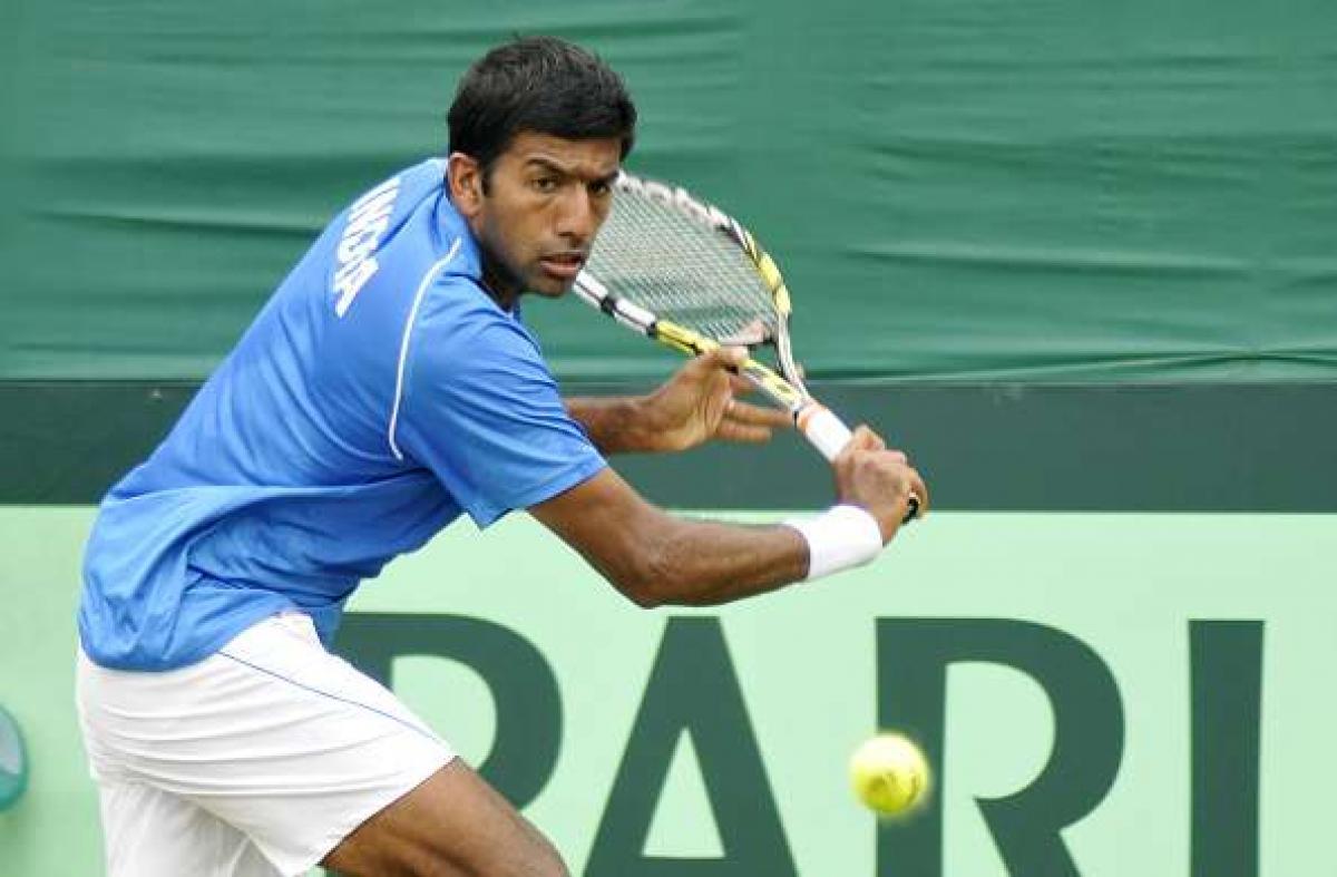 Rohan Bopanna questions AITA after being axed from Davis Cup team