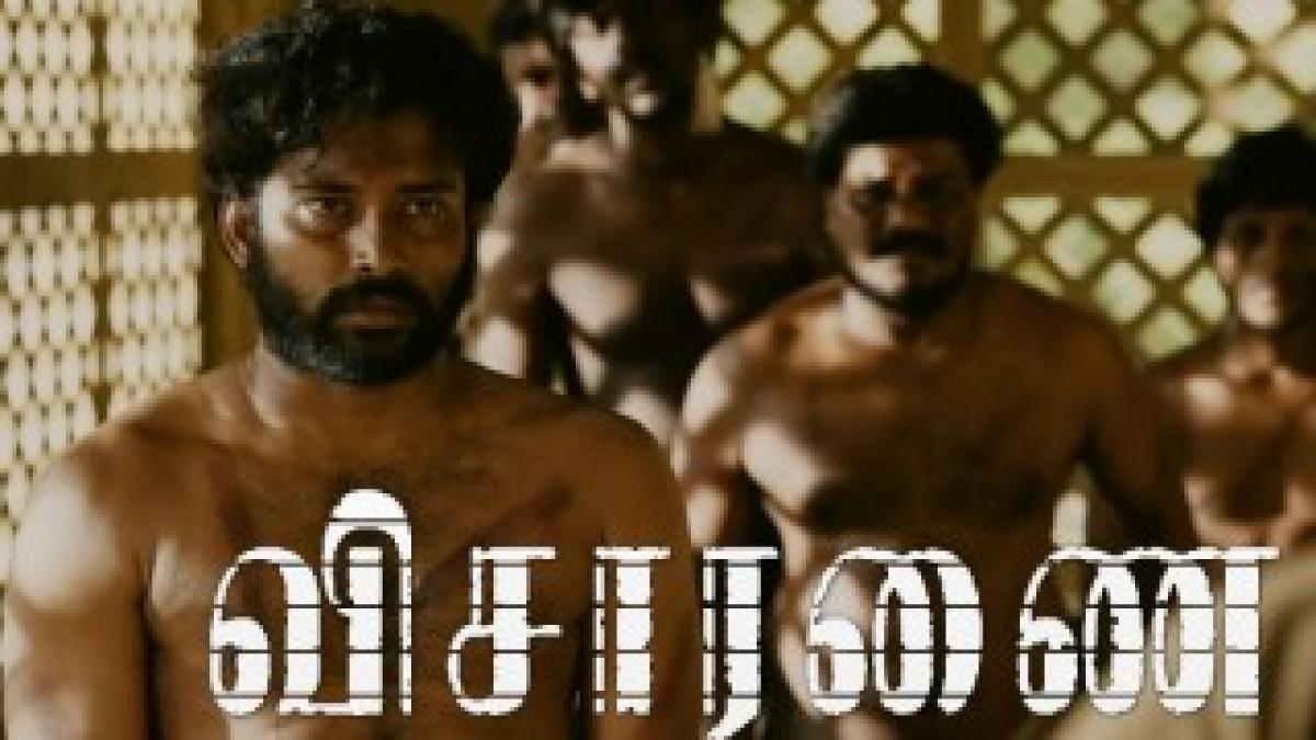 Watch uncensored Visaaranai online
