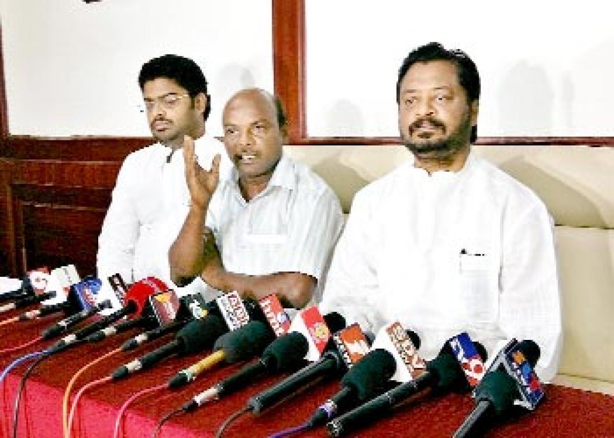 TDP's days are numbered: Harsha Kumar