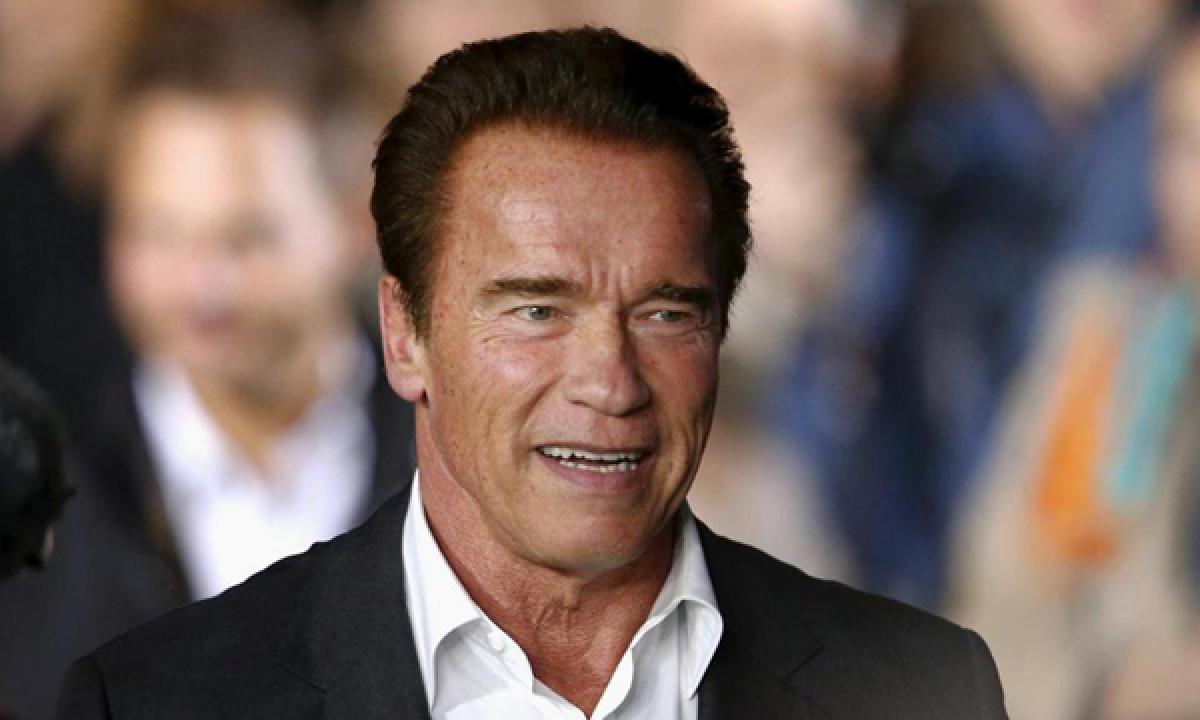 Schwarzenegger says President Donald Trumps Muslim ban makes the US look stupid