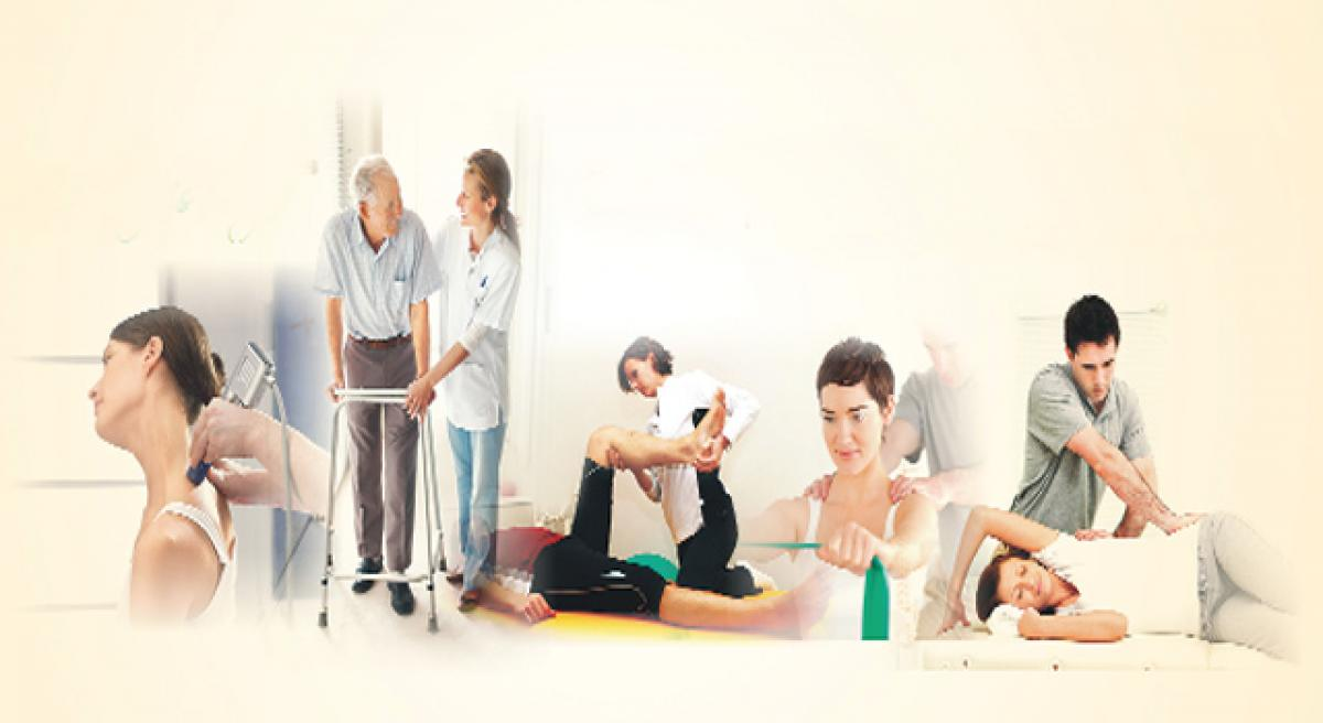 Physiotherapy: Going beyond medication