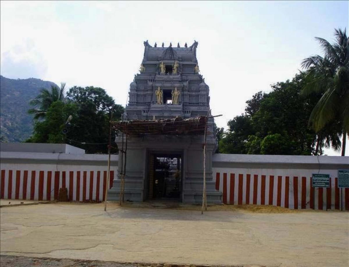 Appalayagunta Brahmotsavams begin