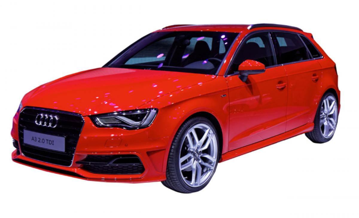 Audi introduces new base petrol variant of A3 at 26 lakh