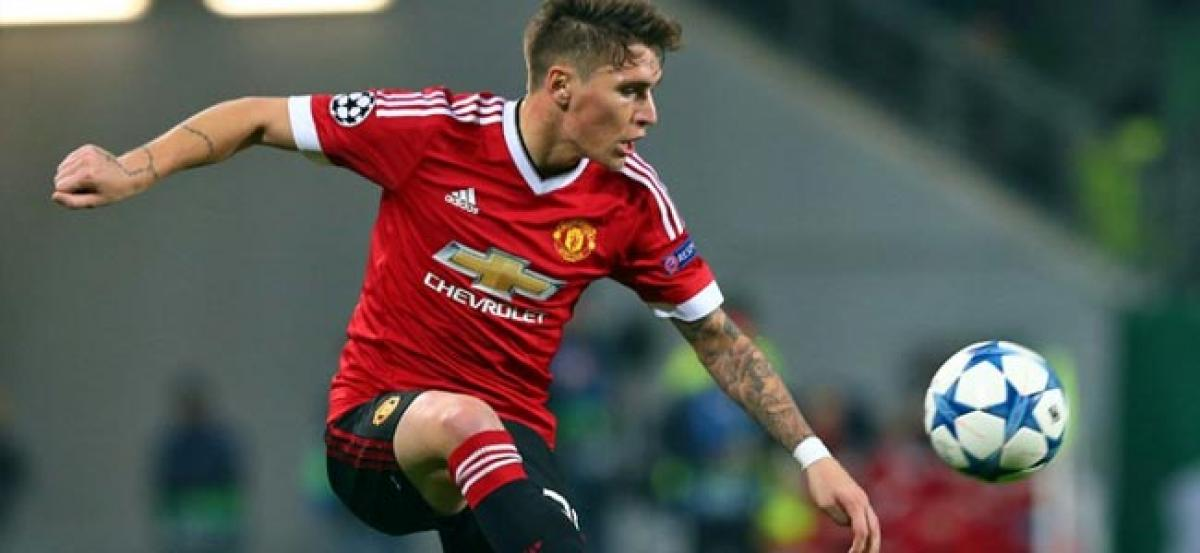 Frankfurt signs Varela on a loan deal from Manchester United