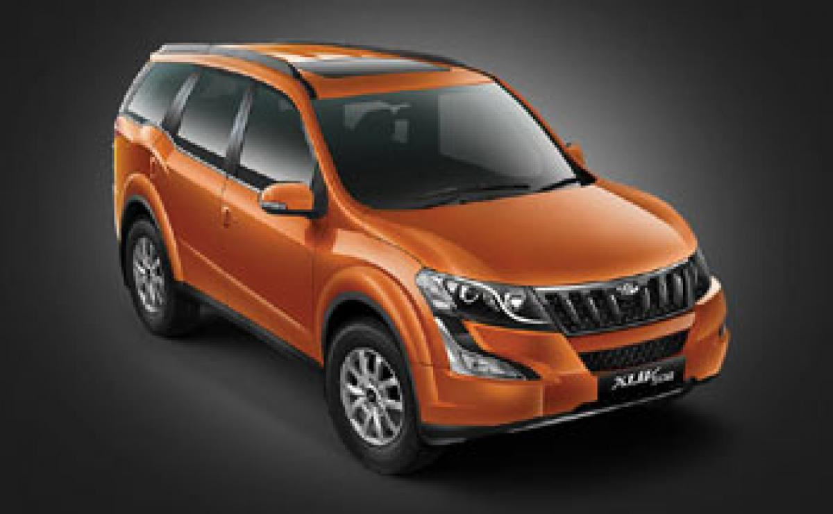 XUV500 automatic version launch tomorrow