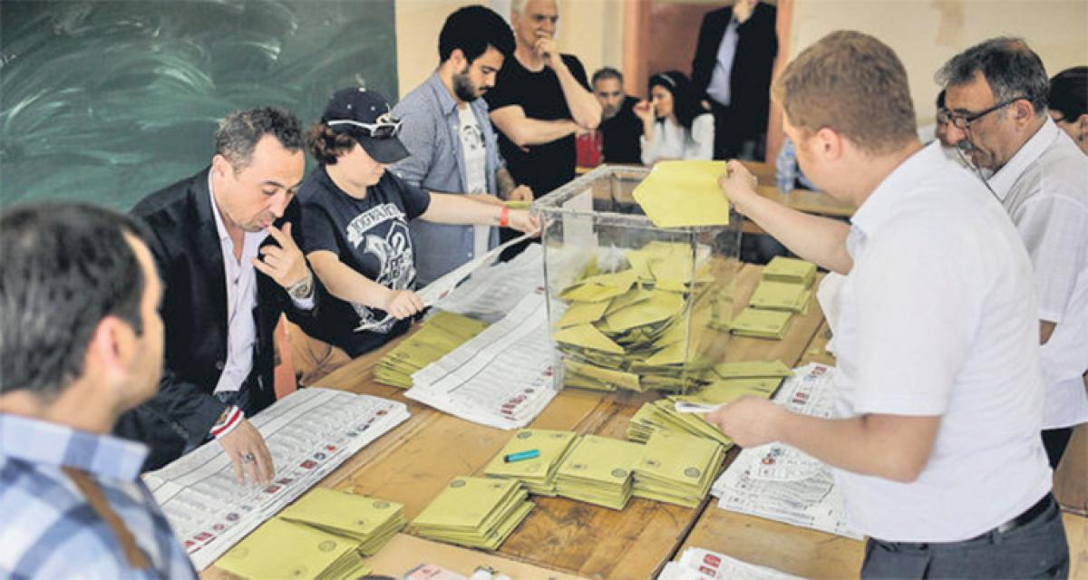 Best Option for Turkey: MHP-AK Party Coalition
