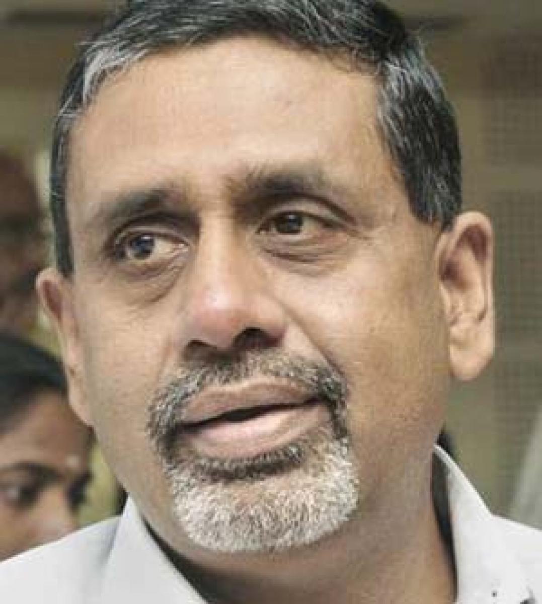 Rajiv Sharma gets extension