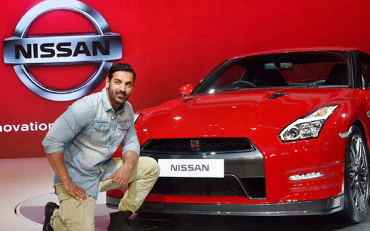 Nissan to have John Abraham as brand ambassador