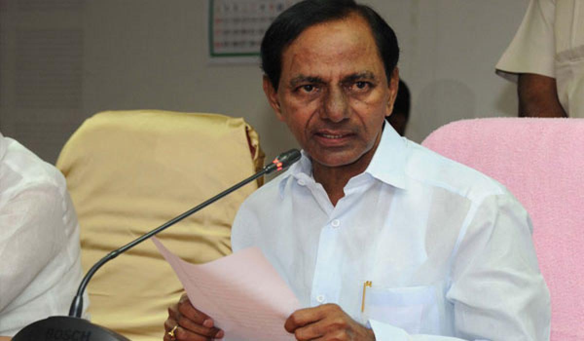 CM prods officials for farm growth push