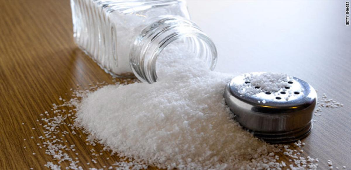 High salt diet may lead to liver damage