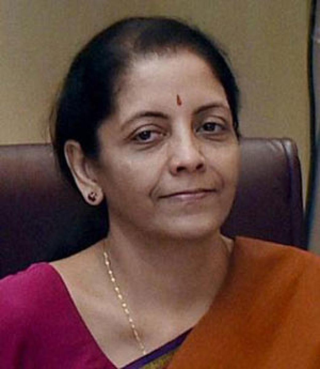 Sitharaman seeks duty cut on gold imports