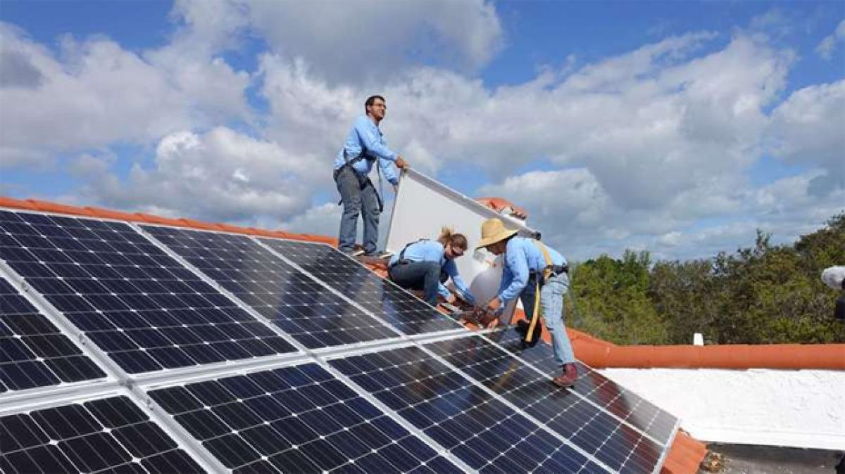 India surging ahead in the field of Green Energy