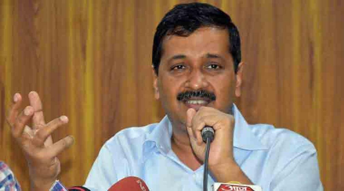 AAP does not have money to fight Punjab, Goa assembly elections: Kejriwal