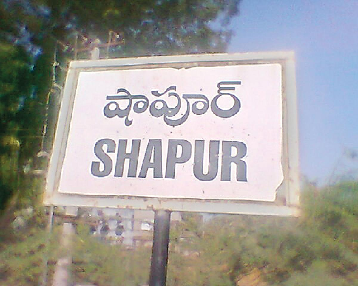 Residents of Shapur demand funds
