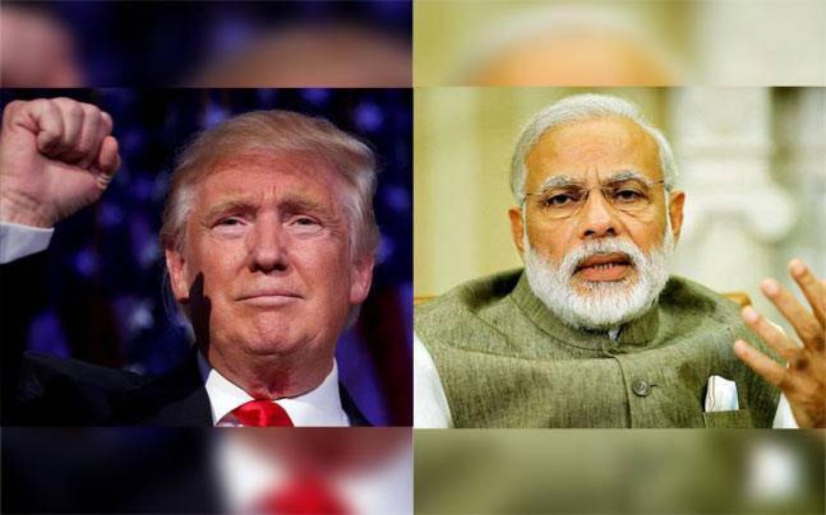 Donald Trump to speak with Narendra Modi tonight