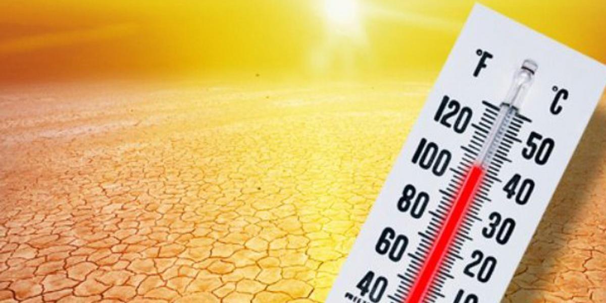 Adilabad sizzles at 45.1 degrees Celsius