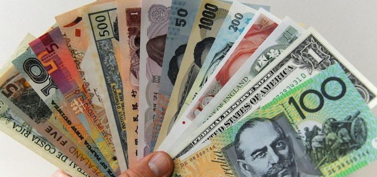 Australian dollar slips in quiet session overnight