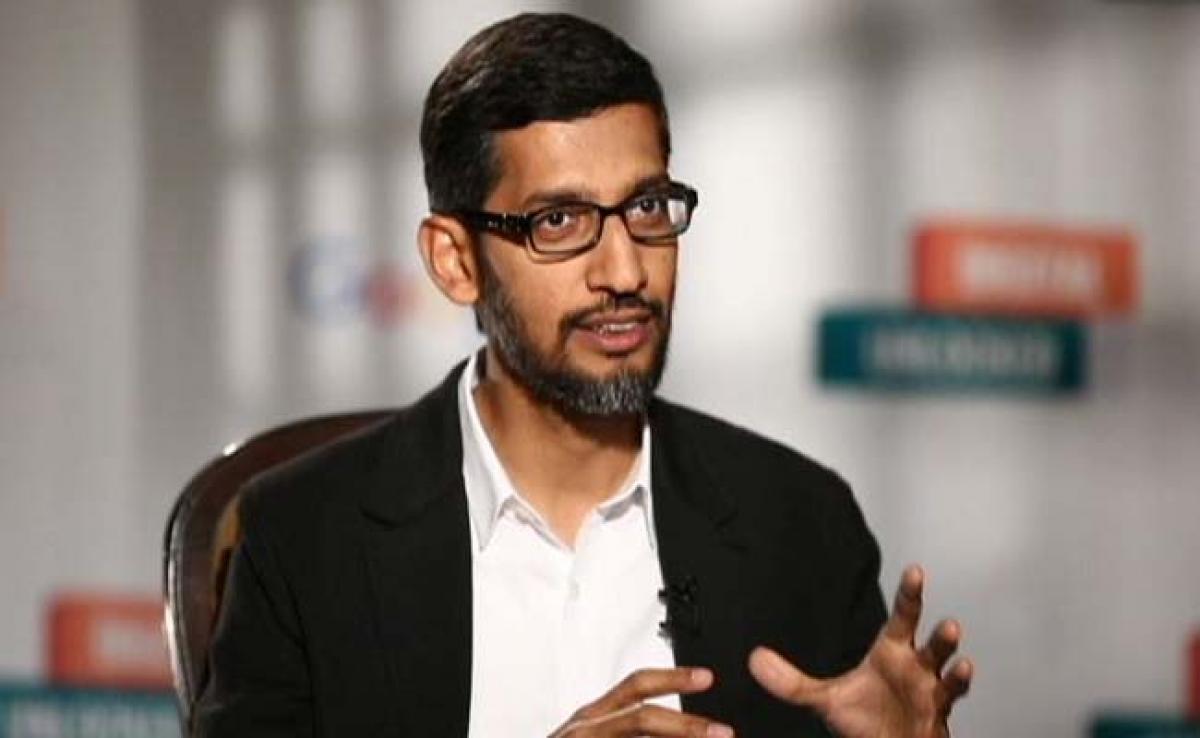 After Mark Zuckerberg, Googles Sundar Pichai Criticises Donald Trumps Immigration Order