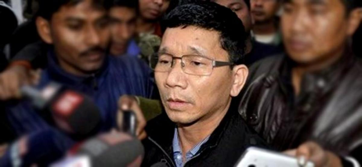 In suicide note, Arunachal CM Kalikho Pul alleges graft by SC judges, Congress