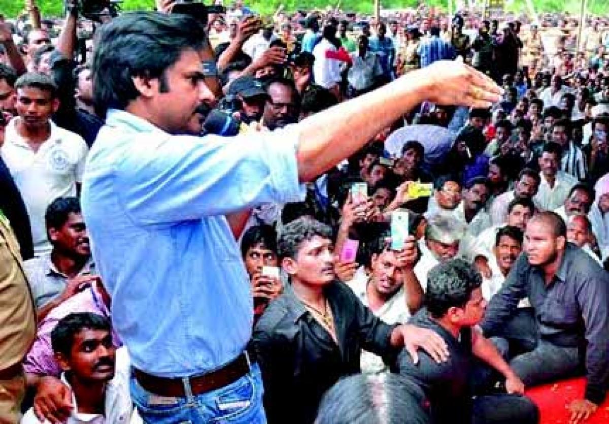 Treat for Powerstock fans: Pawan Kalyan in new avatar
