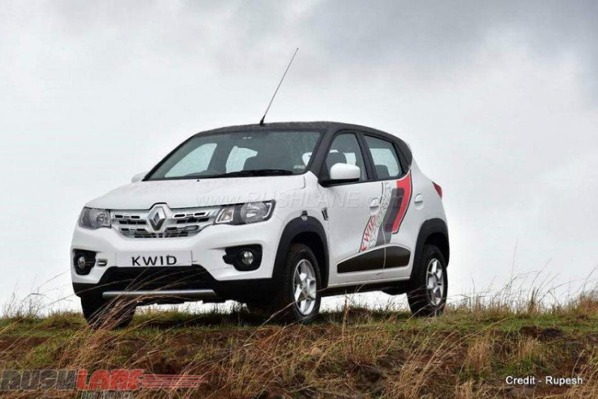 Renault Kwid 1.0-litre variant to be launched this August