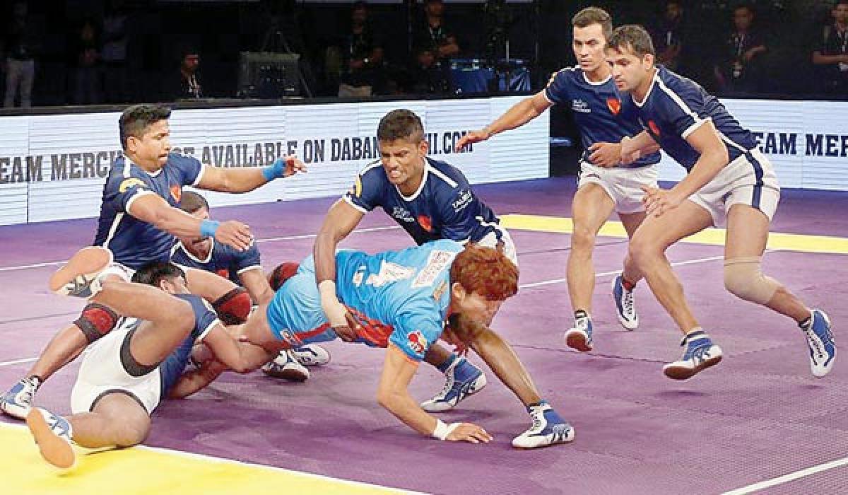 Dabang Delhi crush Warriors