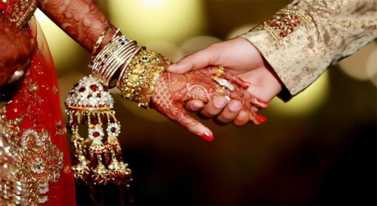 Marriage notice not empty formality