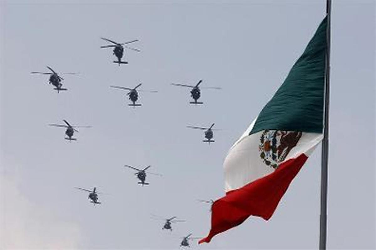 Mexico offering 3.8 million dollar reward for arrest of escaped drug lord